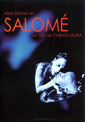 Salomé - Spanish Movie Poster (thumbnail)