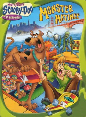 """""""What's New, Scooby-Doo?"""" - Movie Cover (thumbnail)"""