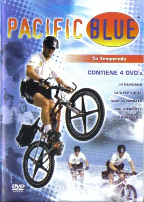 """""""Pacific Blue"""" - Mexican Movie Cover (thumbnail)"""