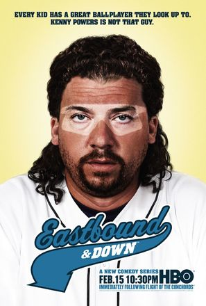 """Eastbound & Down"" - Movie Poster (thumbnail)"