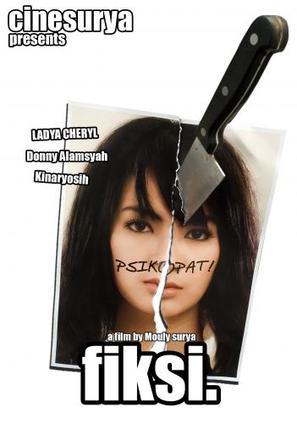 Fiksi. - Indonesian Movie Poster (thumbnail)