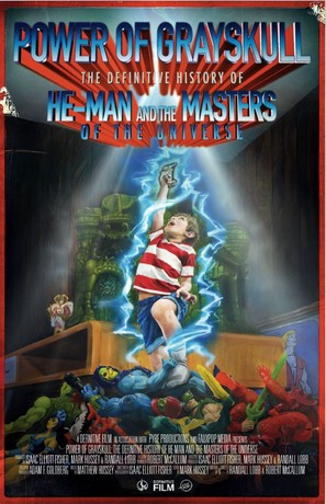 Power of Grayskull: The Definitive History of He-Man and the Masters of the Universe - Movie Poster (thumbnail)