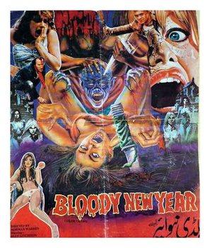 Bloody New Year - Pakistani Movie Poster (thumbnail)