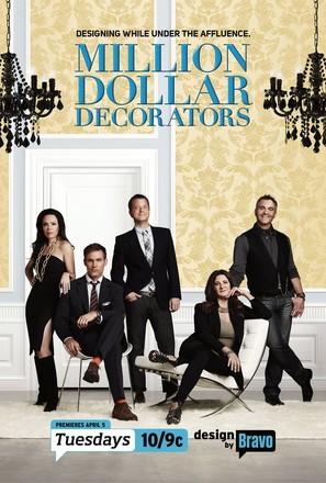 """Million Dollar Decorators"" - Movie Poster (thumbnail)"