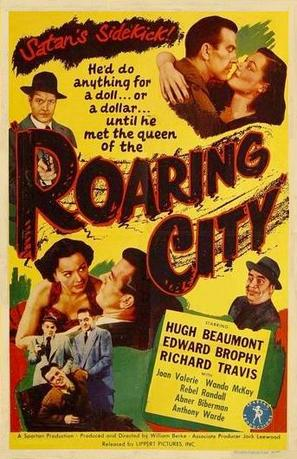 Roaring City - Movie Poster (thumbnail)