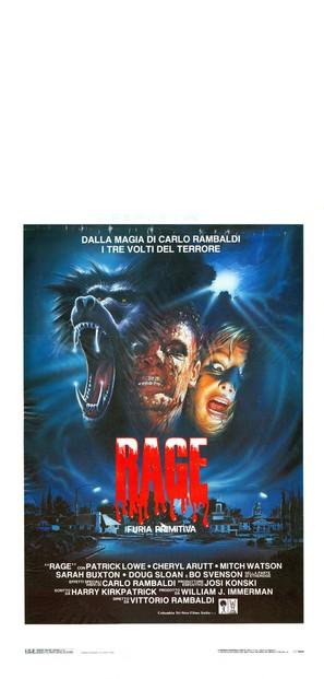 Rage, furia primitiva