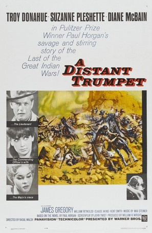 A Distant Trumpet - Movie Poster (thumbnail)