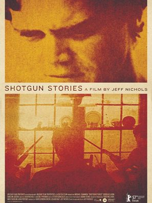 Shotgun Stories - Movie Poster (thumbnail)