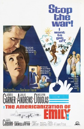 The Americanization of Emily - Movie Poster (thumbnail)