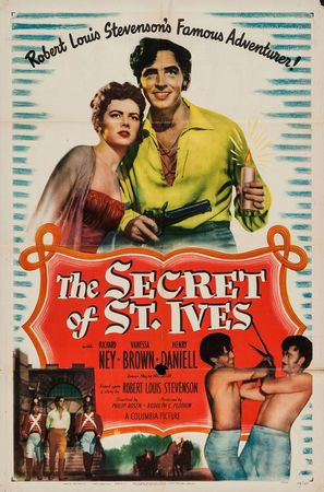 The Secret of St. Ives