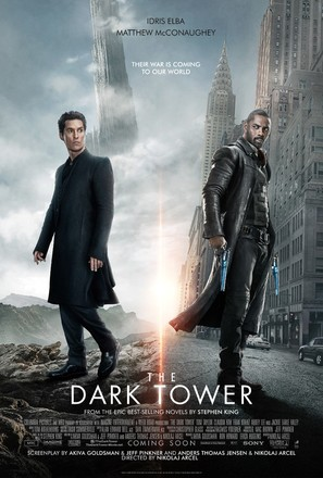 The Dark Tower - Movie Poster (thumbnail)