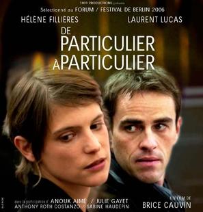 De particulier à particulier - French poster (thumbnail)