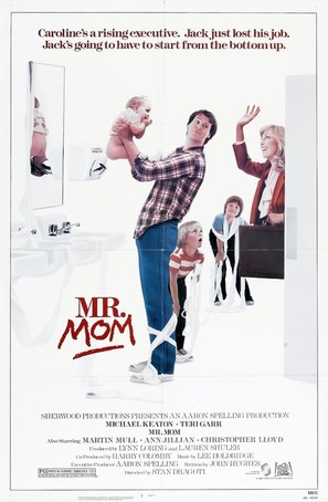 Mr. Mom - Movie Poster (thumbnail)