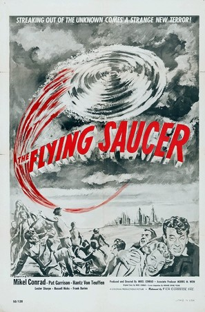 The Flying Saucer - Movie Poster (thumbnail)