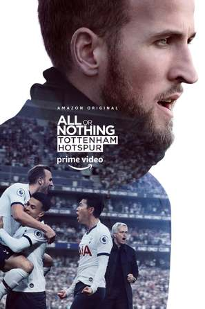 """All or Nothing: Tottenham Hotspur"" - British Movie Poster (thumbnail)"