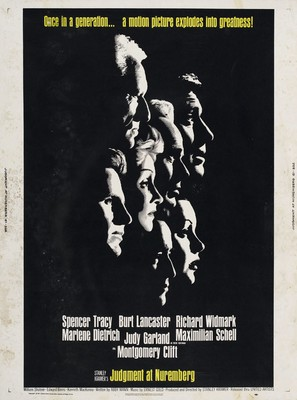 Judgment at Nuremberg - Movie Poster (thumbnail)