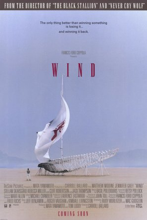 Wind - Movie Poster (thumbnail)