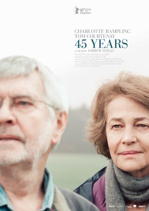 45 Years - British Movie Poster (thumbnail)