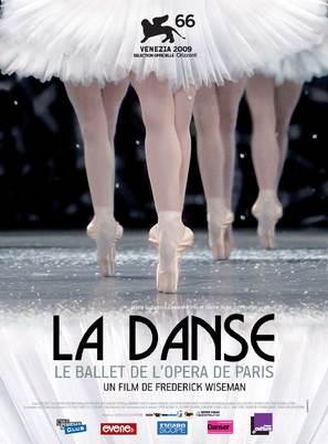 La danse - Le ballet de l'Opéra de Paris - French Movie Poster (thumbnail)