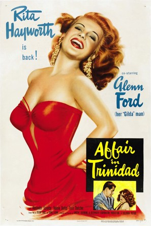 Affair in Trinidad - Movie Poster (thumbnail)