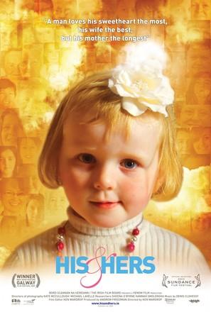 His & Hers - Irish Movie Poster (thumbnail)