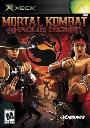 Mortal Kombat: Shaolin Monks - poster (thumbnail)