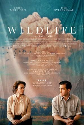 Wildlife - Movie Poster (thumbnail)