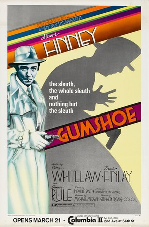 Gumshoe - Movie Poster (thumbnail)