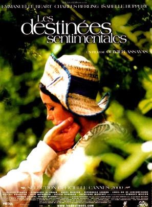 Les destinées sentimentales - French Movie Poster (thumbnail)