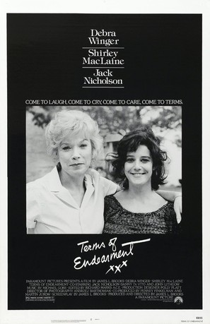 Terms of Endearment - Movie Poster (thumbnail)