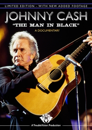 Johnny Cash: The Man in Black - His Early Years - Movie Cover (thumbnail)