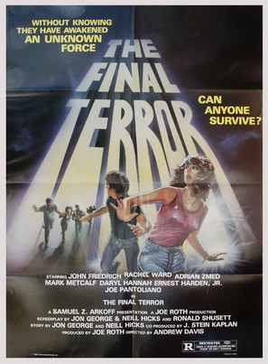 The Final Terror - Movie Poster (thumbnail)