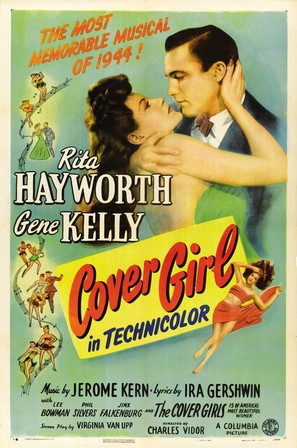 Cover Girl - Movie Poster (thumbnail)