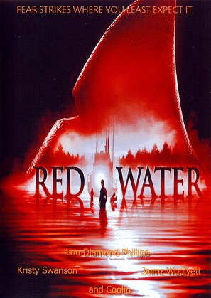 Red Water - DVD cover (thumbnail)