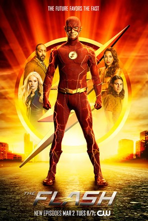 """The Flash"" - Movie Poster (thumbnail)"