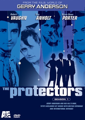"""""""The Protectors"""" - DVD movie cover (thumbnail)"""