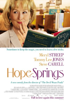 Hope Springs - Movie Poster (thumbnail)