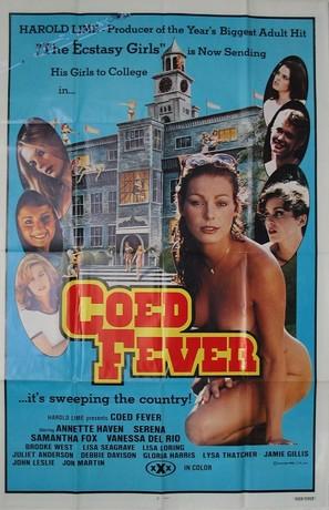 Co-Ed Fever - Movie Poster (thumbnail)