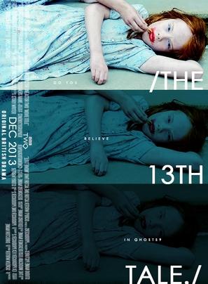 The Thirteenth Tale - British Movie Poster (thumbnail)