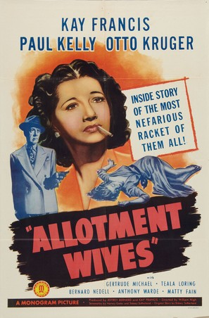 Allotment Wives - Movie Poster (thumbnail)