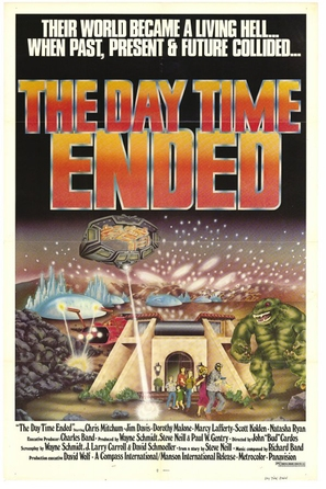 The Day Time Ended - Movie Poster (thumbnail)