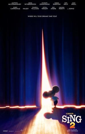Sing 2 - Movie Poster (thumbnail)