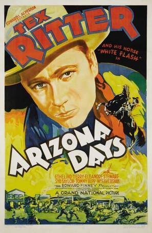 Arizona Days - Movie Poster (thumbnail)