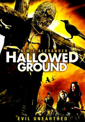 Hallowed Ground - DVD movie cover (thumbnail)