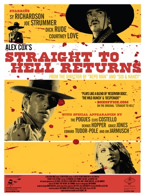 Straight to Hell Returns - Movie Poster (thumbnail)