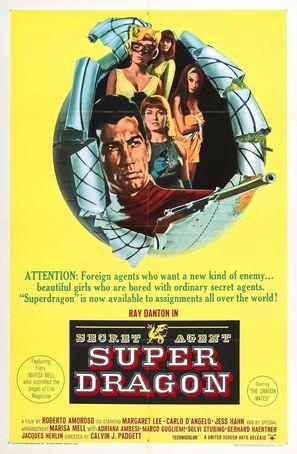 New York chiama Superdrago - Movie Poster (thumbnail)
