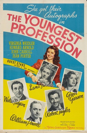 The Youngest Profession - Movie Poster (thumbnail)