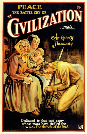 Civilization - Re-release movie poster (thumbnail)