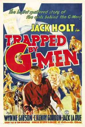 Trapped by G-Men - Movie Poster (thumbnail)
