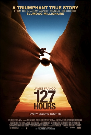127 Hours - Movie Poster (thumbnail)
